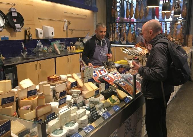 02 Spanish Cheeses at Borough