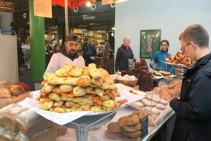 03 Bread Stall at Borough